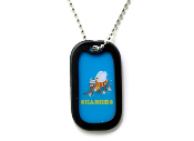 Seabee Dog Tag