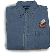 Denim Shirt Jackets