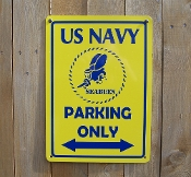 Seabee Parking Only