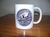 Seabee We Build We Fight Mug