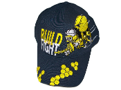 "Seabee Blue & Gold ""We build We Fight"" Cap"