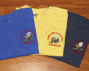 Home of the Seabee Cotton T-Shirt