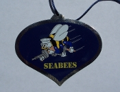 Fighting Seabee Ornament