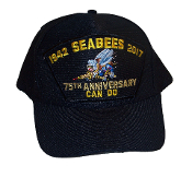 75th Anniverary Cap